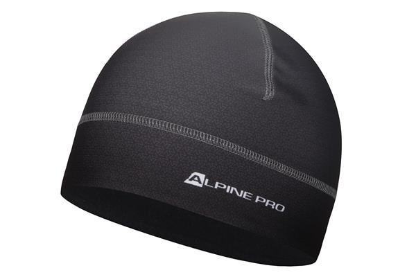 Černá zimní čepice Alpine Pro