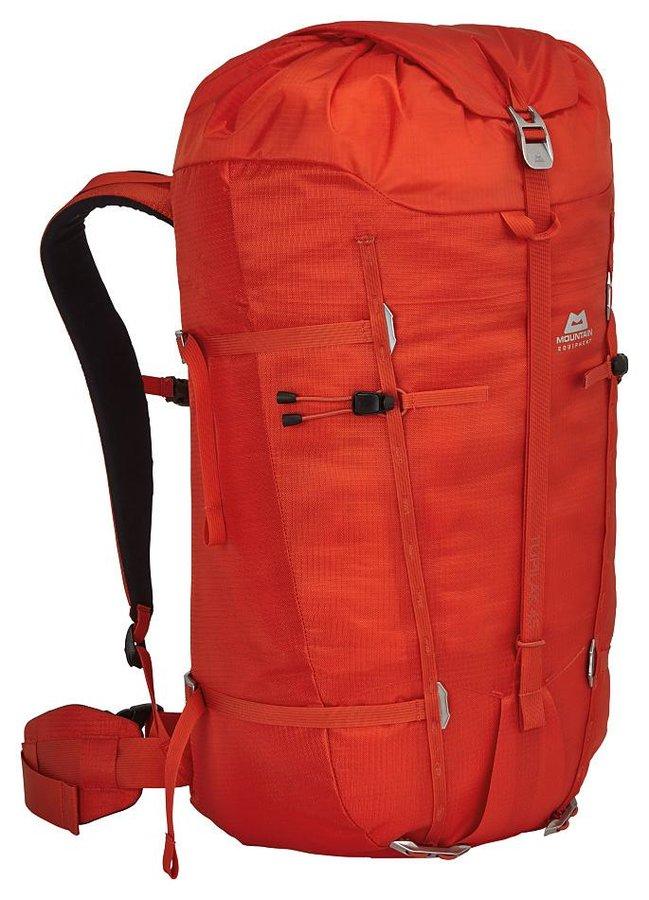 Červený horolezecký batoh Mountain Equipment - objem 45 l