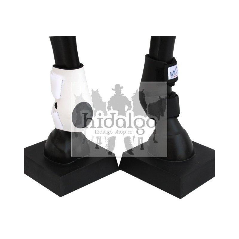 Chrániče pro koně - Chrániče westernové Skid Boots Davis Barevná varianta: Černá