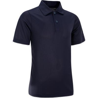 Modré dětské tenisové tričko Artengo