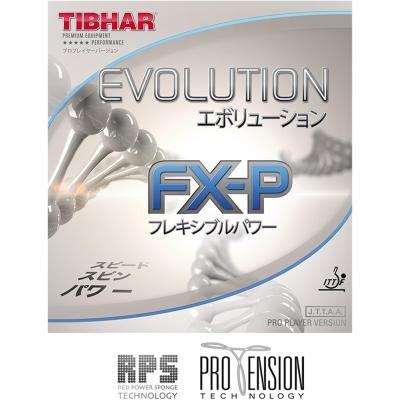 Potah na pálku Evolution FX-P, Tibhar - tloušťka 2,1 mm