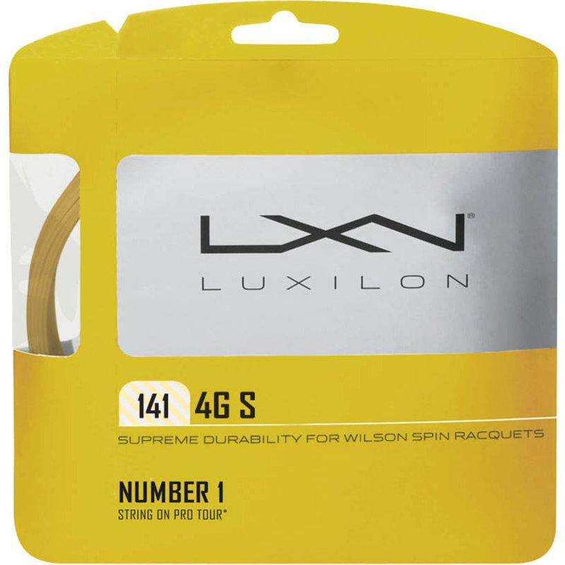 Tenisový výplet 4G S, Luxilon - průměr 1,40 mm a délka 12,2 m