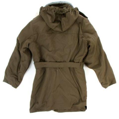 Kabát - Kabát vz.85 včetně kapuce a límce