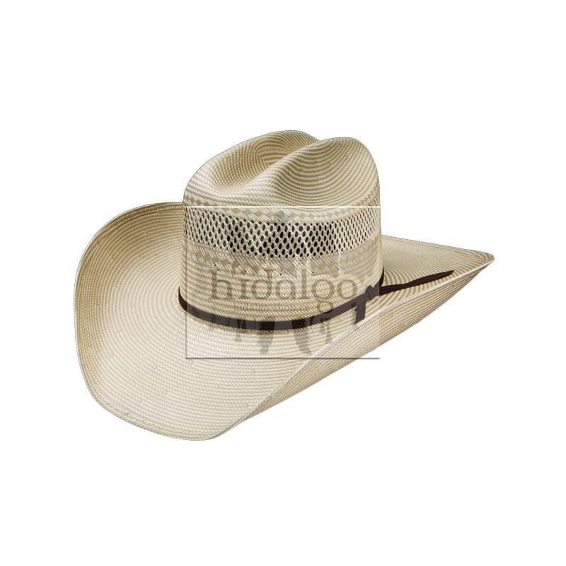 Béžový unisex jezdecký klobouk Wrangler