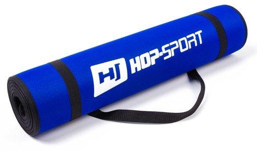 Podložka na cvičení Hop-Sport - tloušťka 0,6 cm