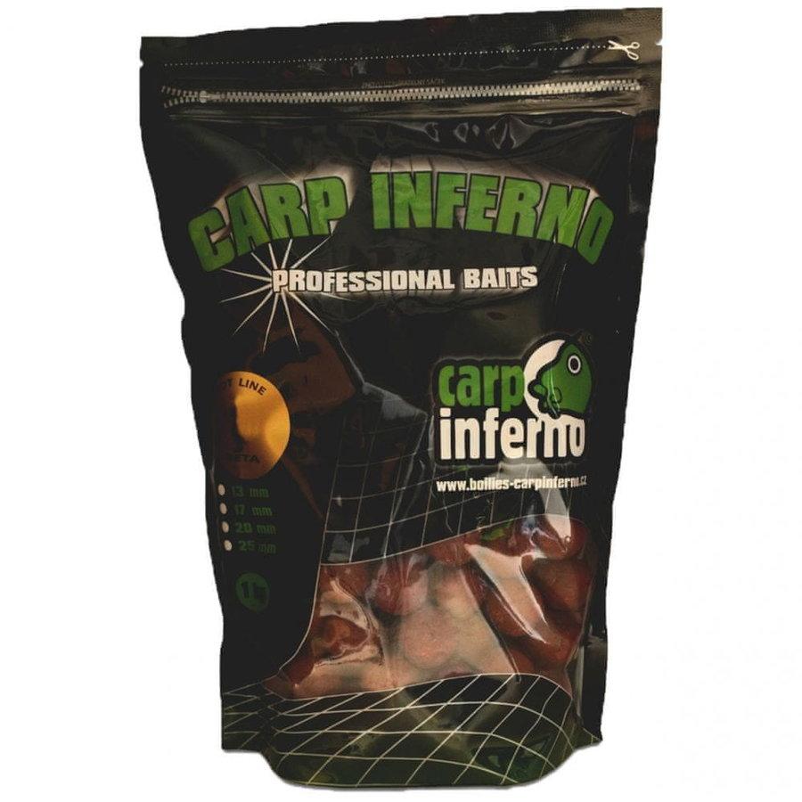 Boilies Carp Inferno - 1 kg a průměr 25 mm