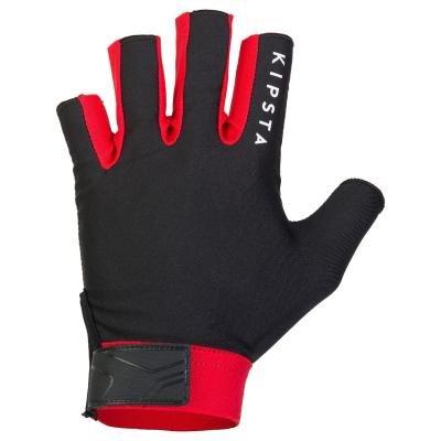 Černé pánské ragbyové rukavice Offload - velikost XXS
