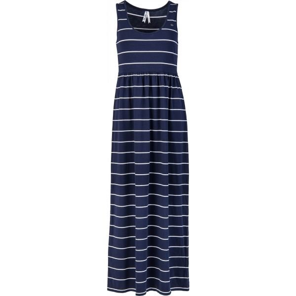 Modré dámské šaty Willard