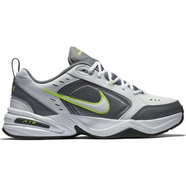 Bílo-šedé pánské fitness boty Nike