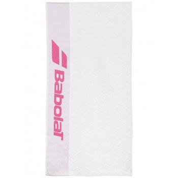 Ručník - Ručník Babolat Towel White/Pink (100x50 cm)