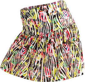 Bílo-černá dámská sukně Litex - velikost S