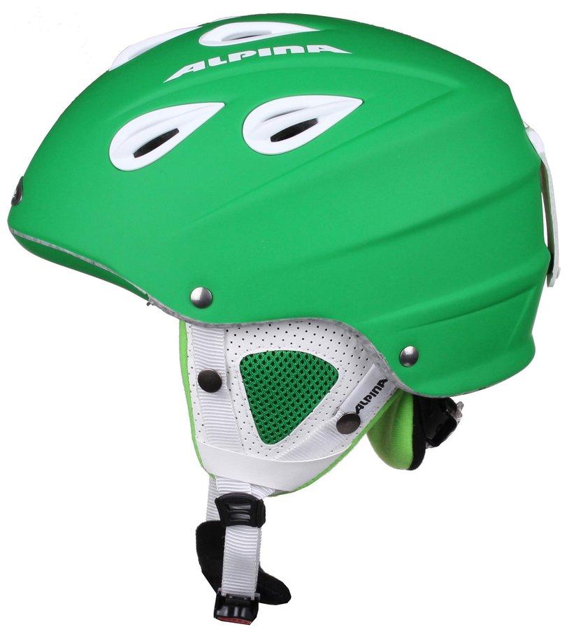 Lyžařská helma Alpina