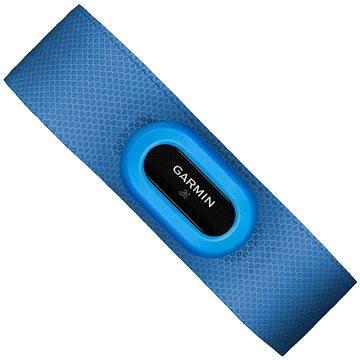 Modrý hrudní pás Garmin