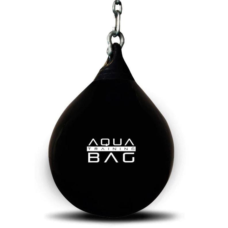 Černý vodní boxovací pytel Aqua Training Bag - 55 kg
