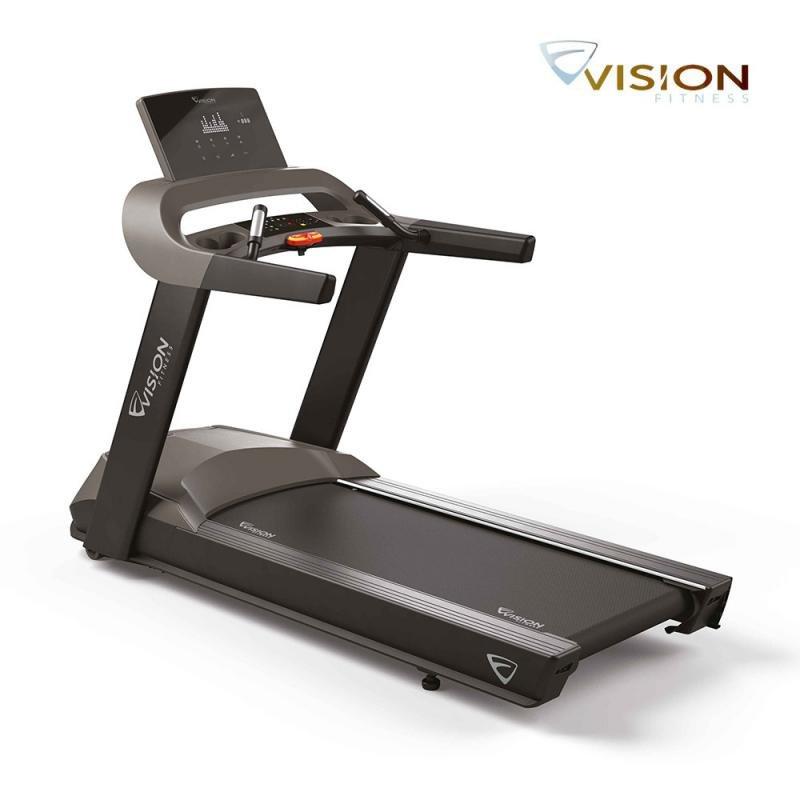 Běžecký pás T600, Vision Fitness - nosnost 182 kg