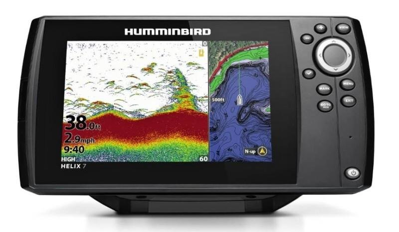 Echolot - Humminbird echolot HELIX 7x CHIRP GPS G3