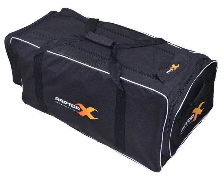 Hokejová taška - Taška Raptor-X Cargo Bag Senior Barva: černá