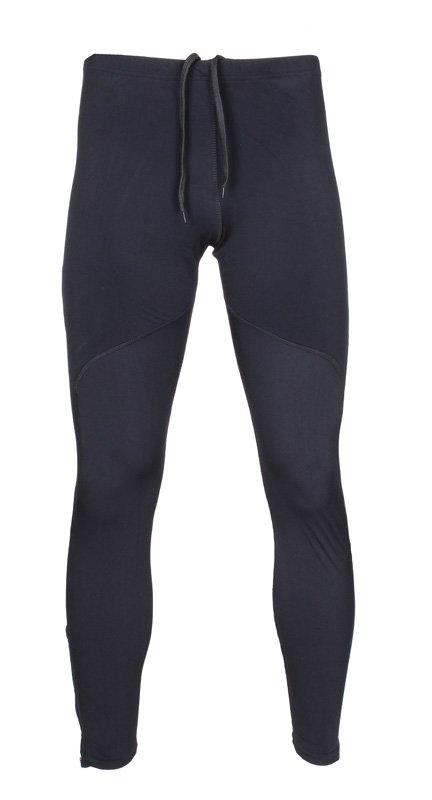 Černé pánské běžecké kalhoty RP-1, Merco