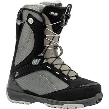 Černé dámské boty na snowboard Nitro - velikost 41 1/3 EU