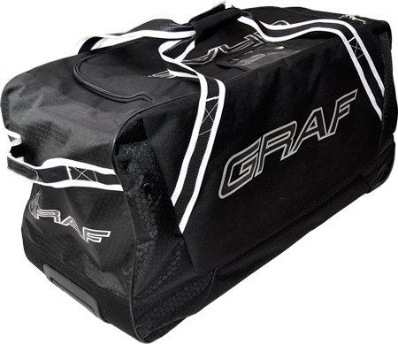 Černá hokejová taška Graf