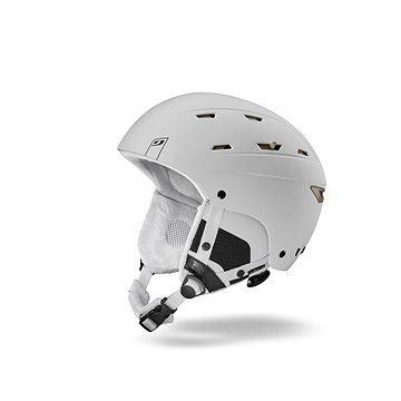 Bílá dámská lyžařská helma Julbo