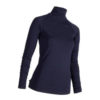 Modrý dámský golfový svetr Inesis