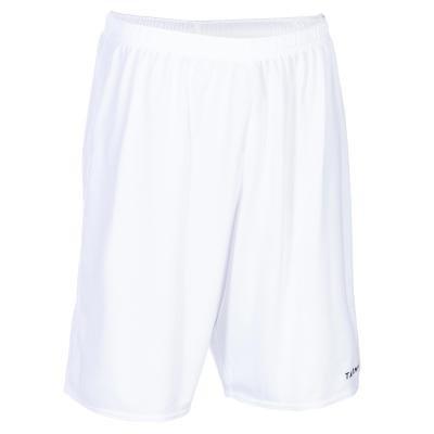 Bílé basketbalové kraťasy SH100, Tarmak
