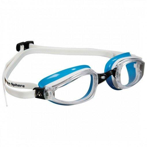 Bílo-modré plavecké brýle K180 Lady, Michael Phelps