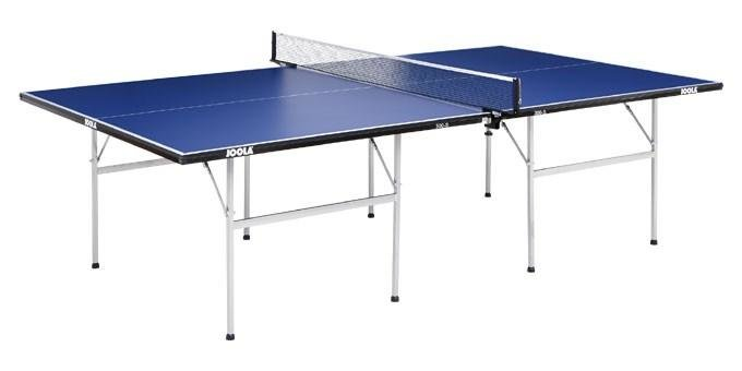 Modrý vnitřní stůl na stolní tenis 300 S, Joola