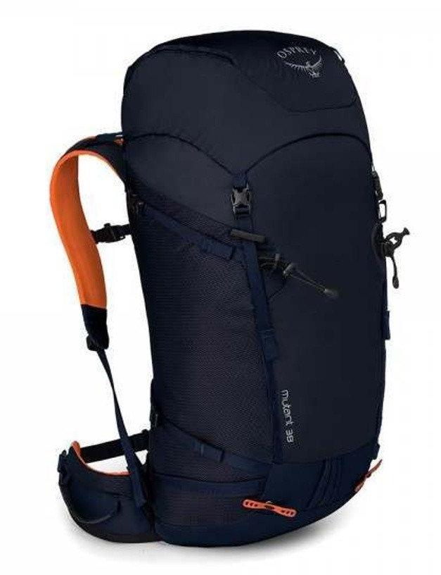 Modrý skialpový batoh Osprey - objem 38 l