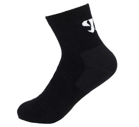 Černé hokejové ponožky Warrior