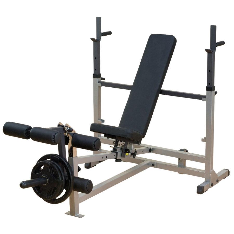 Posilovací lavice - Bench lavička Body-Solid GDIB46L - Záruka 10 let