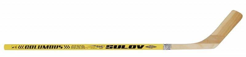 Hokejka - Hokejka SULOV COLUMBUS, 100cm, rovná