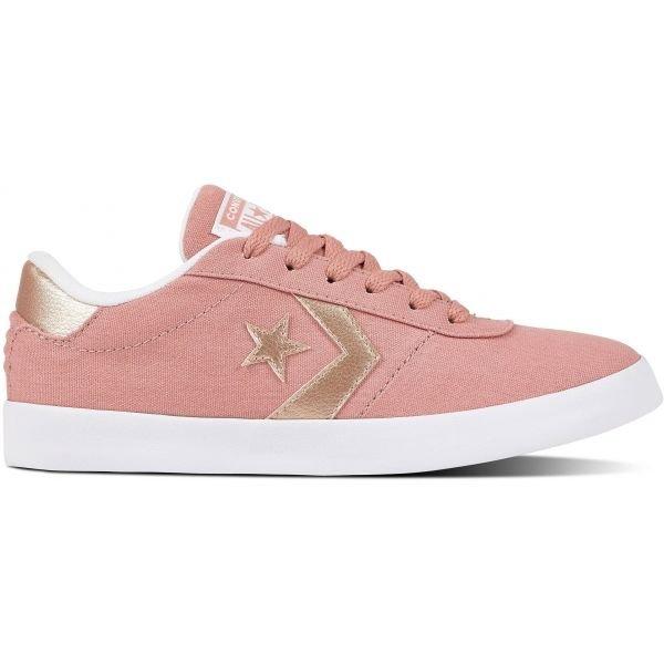 Růžové dámské tenisky Converse - velikost 37,5 EU
