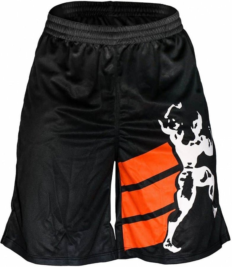 Černé pánské basketbalové kraťasy Extrifit