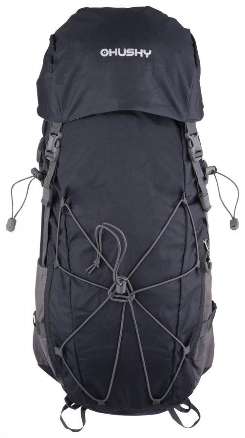 Šedý batoh Husky - objem 40 l