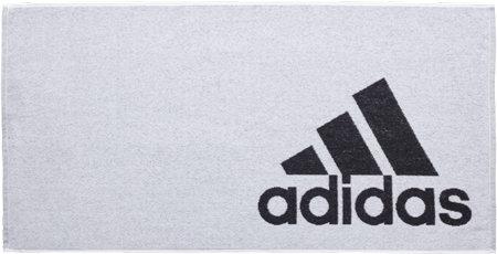 Bílý ručník Adidas