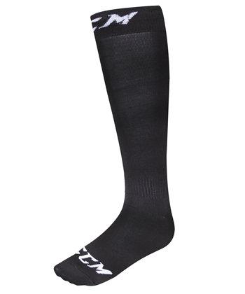 Černé hokejové ponožky Proline, CCM