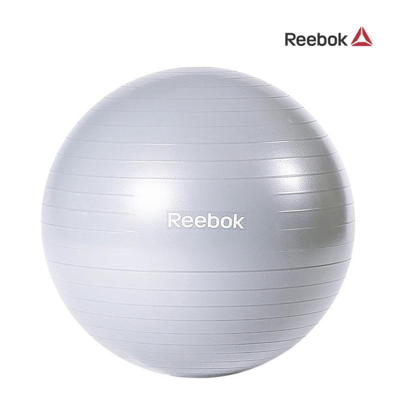 Šedý gymnastický míč Reebok - průměr 55  cm