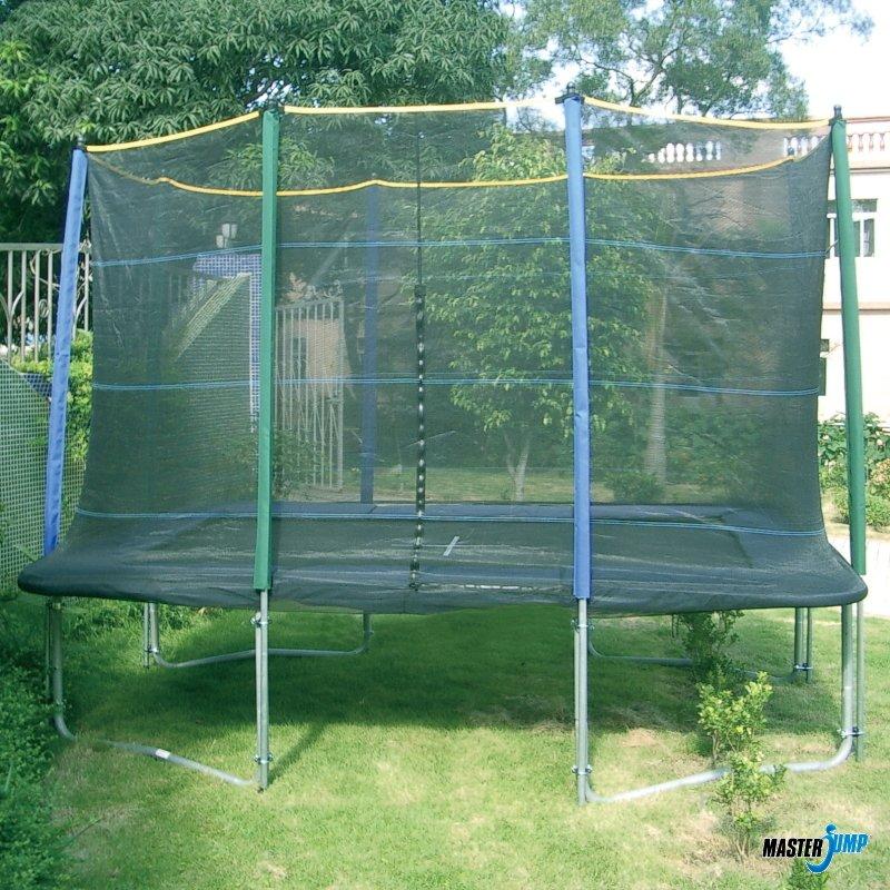 Ochranná síť na trampolínu Masterjump - průměr 300 cm