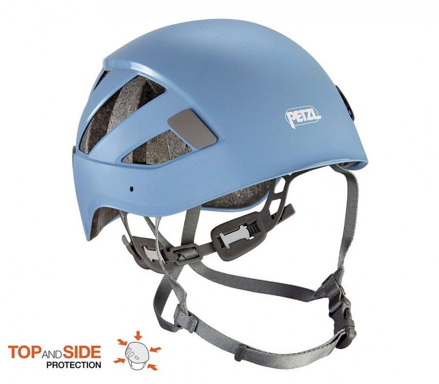 Modrá pánská horolezecká helma Boreo, Petzl