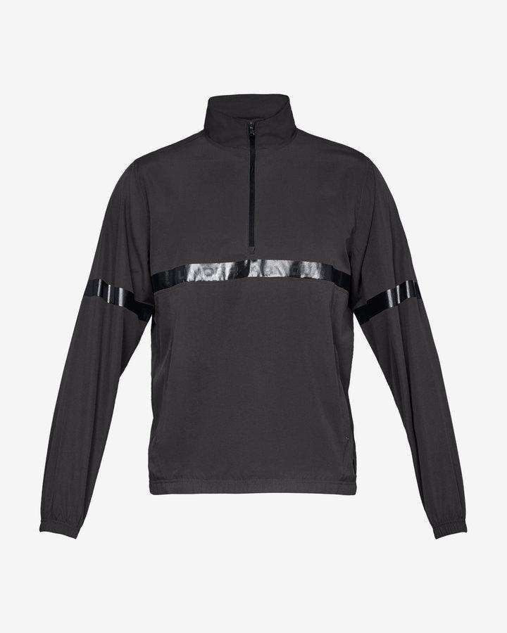 Černá pánská bunda - větrovka Under Armour - velikost M
