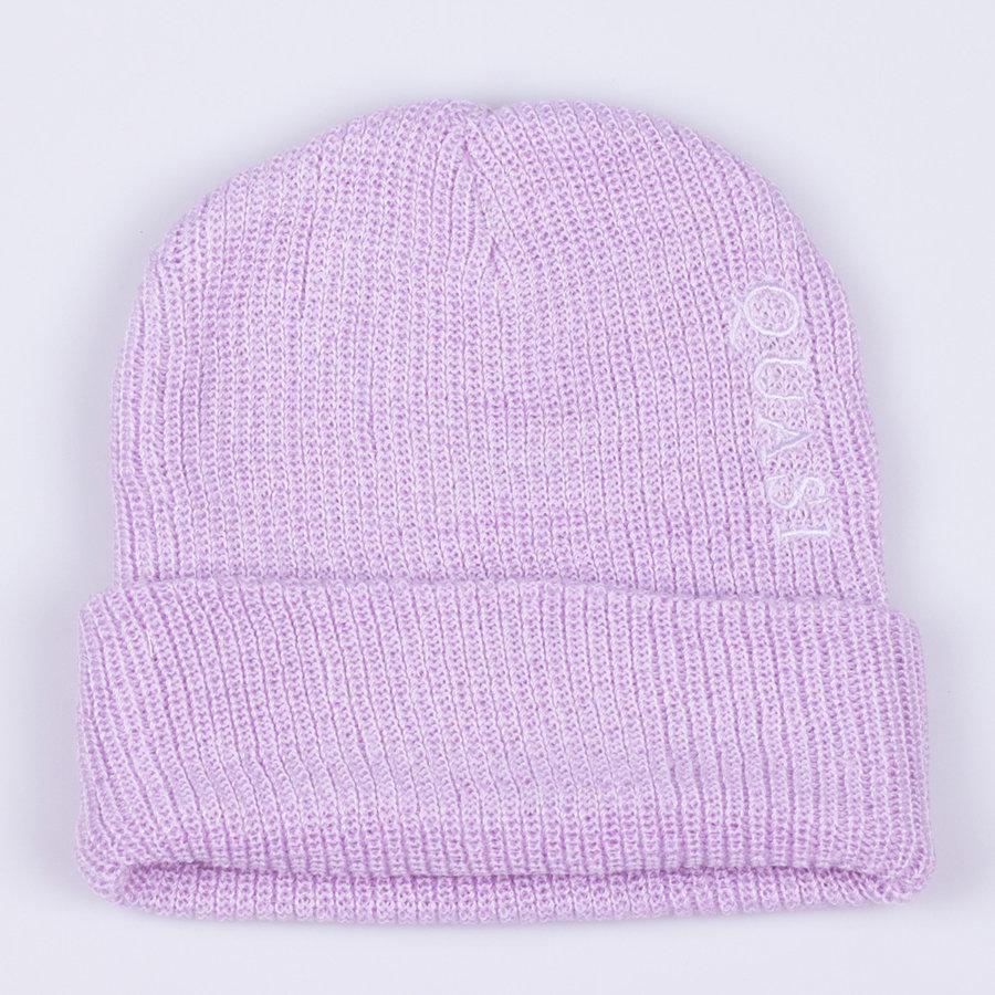 Růžová dámská nebo pánská zimní čepice Low, Quasi - univerzální velikost