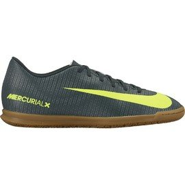 Černo-žluté kopačky - sálovky MERCURIALX VORTEX III CR7 IC, Nike - velikost 41