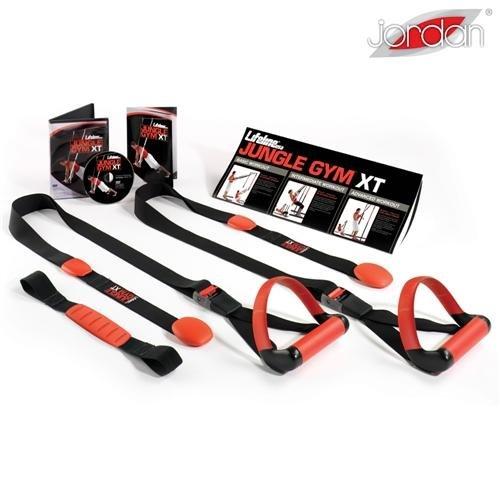 Závěsný posilovací systém - Jordan fitness - Jungle gym XT závěsný systém