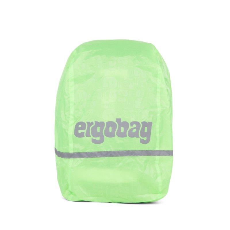 Zelená pláštěnka na batoh ErgoBag