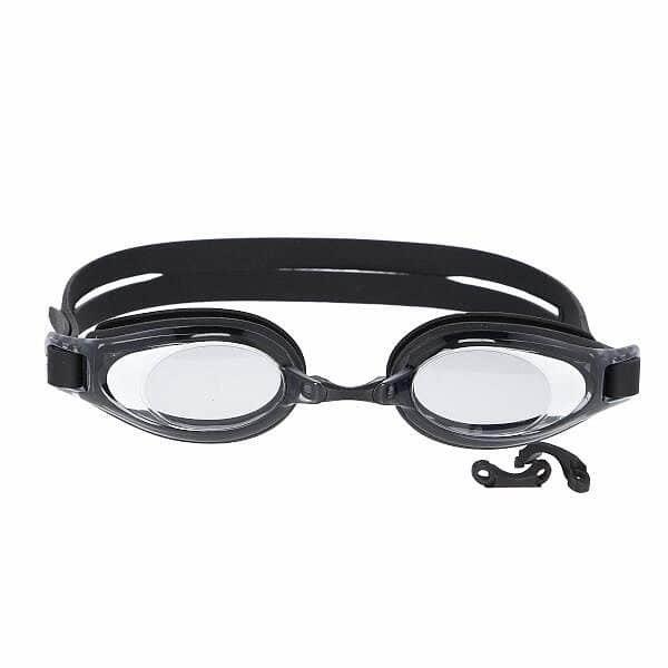 Černé plavecké brýle F-1500 AF, SPURT