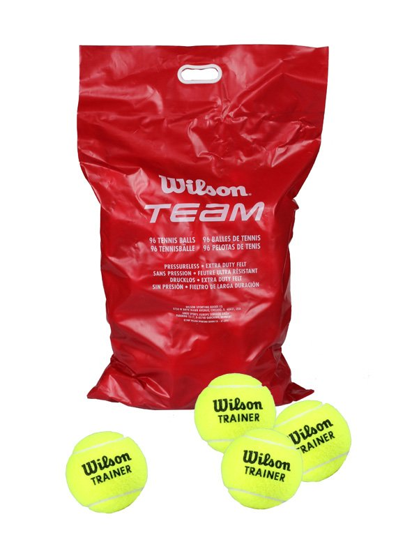 Tenisový míček Trainer, Wilson - 1 ks