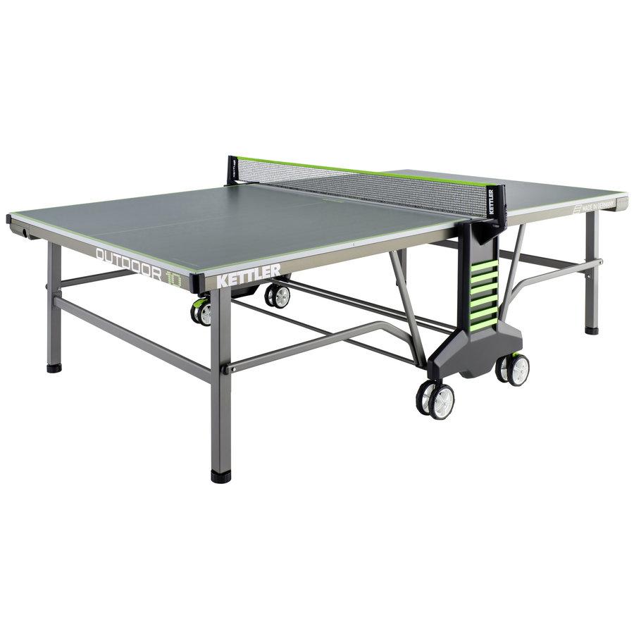Zelený venkovní stůl na stolní tenis OUTDOOR 10, Kettler