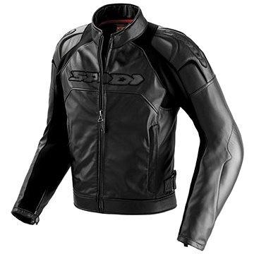 Černá pánská motorkářská bunda SPIDI - velikost 48